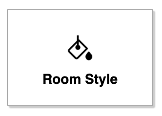 Room syle button
